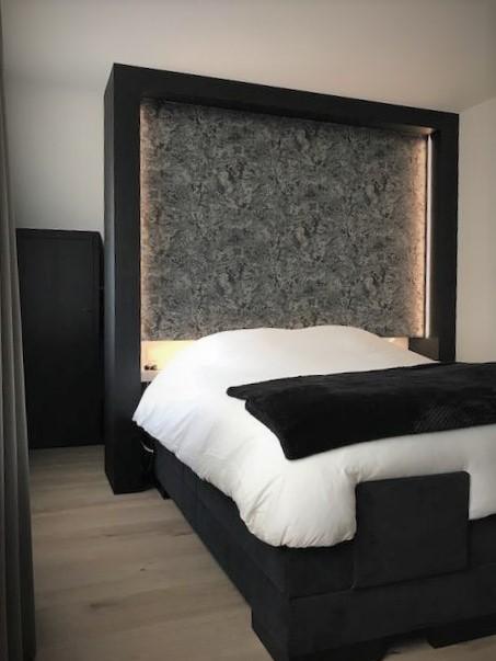 Slaapkamer Met Dressing DV - Interieurcreatie Sofie Christiaens